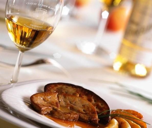 Qué vinos tomar con el Foie gras 1