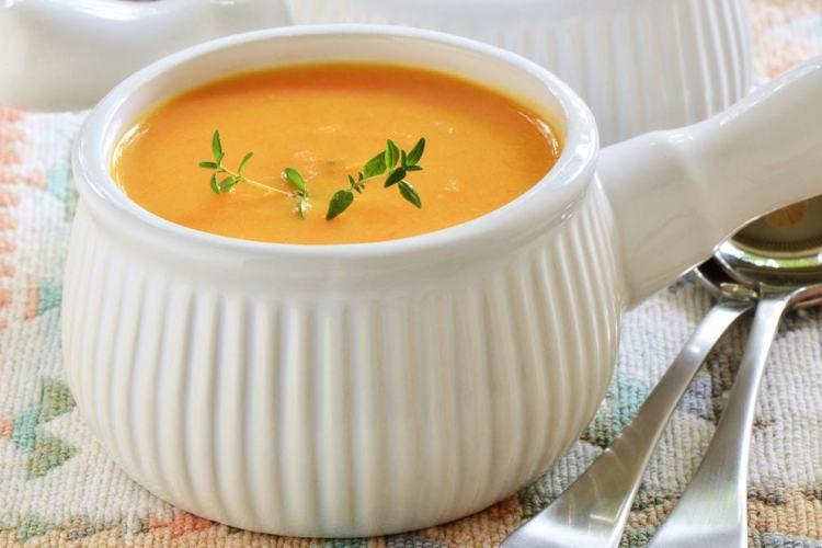 Sopa Bonne Femme (Sopa de zanahoria y patata) 1