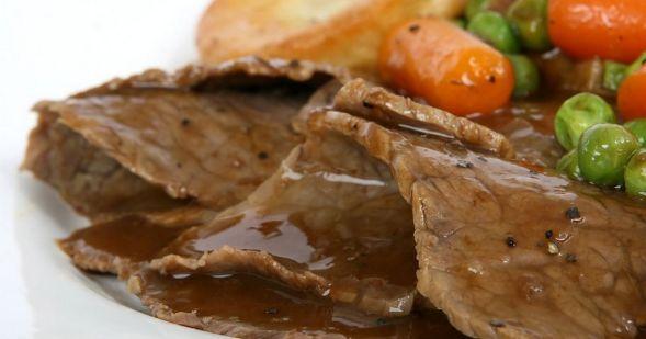 Roast Beef Bath