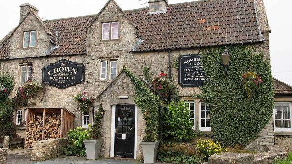 Crown Inn at Tolldown_ Bath