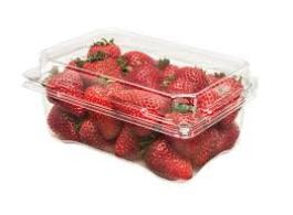 fresas caja