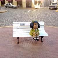 Mafalda y las dietas