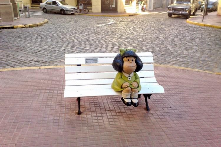 Mafalda y las dietas 1