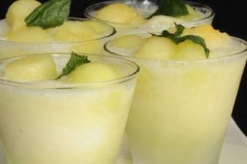 El granizado de melón también existe 6