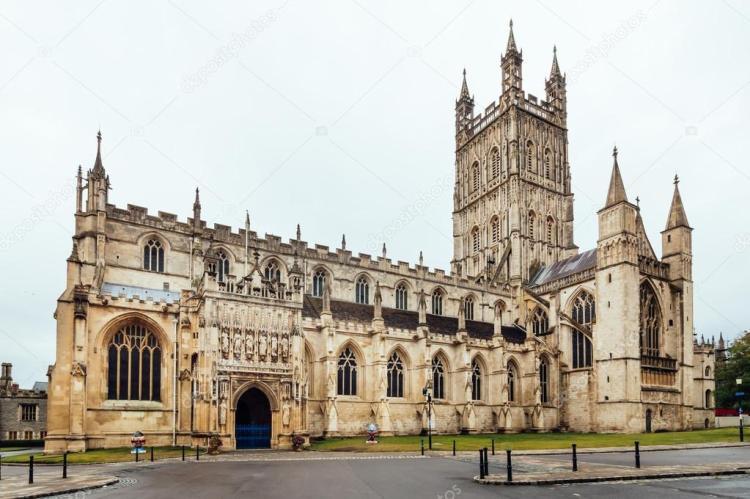 Imágenes de la Catedral de Gloucester 1