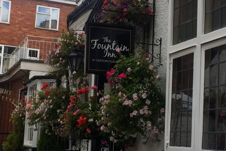 Una joya escondida: The Fountain Inn, Gloucester 1