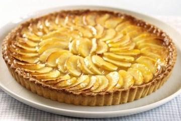 Tarta de manzana francesa 4