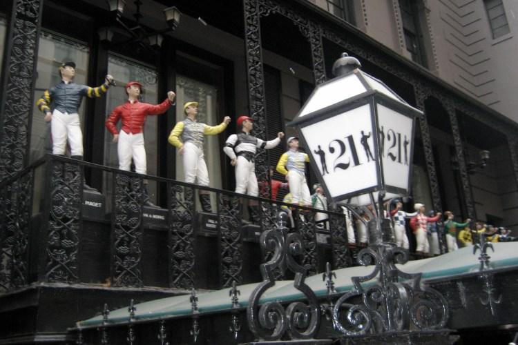 Club 21 Nueva York 1