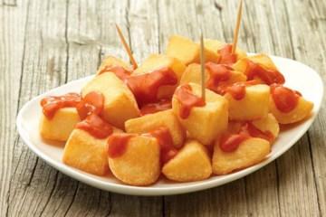 Patatas bravas 1