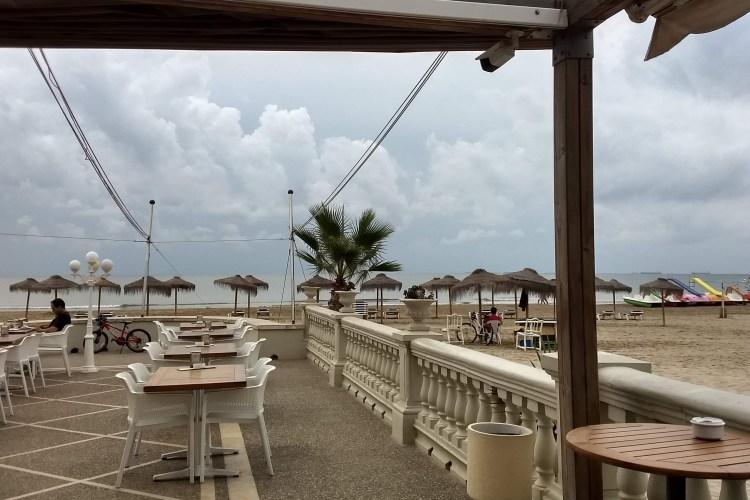 Voramar, desayuno a orillas del Mediterráneo 1