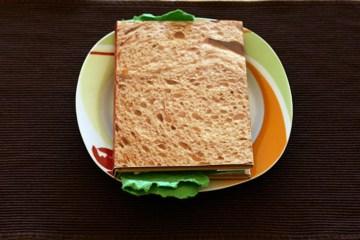 """El """"Sandwich Book"""": libro, comida y arte 7"""