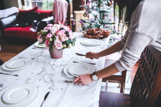 Planificando la comida de Navidad 1