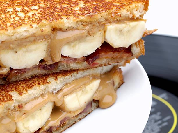 Sandwich Elvis El Rey De Los Sandwiches Commememucho