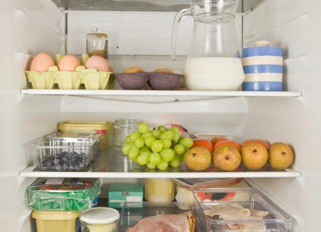 Cómo organizar tu frigorífico 1