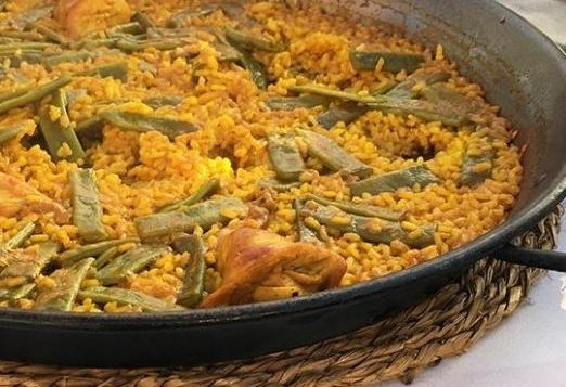 Cómo preparar la auténtica paella valenciana