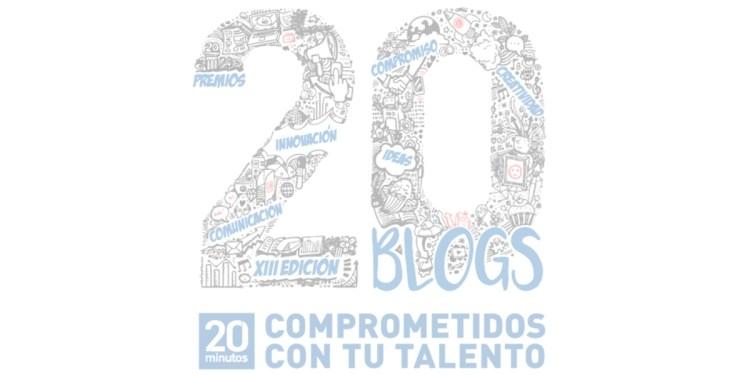 """""""Commememucho"""" finalista en los premios 20Blogs 2019 1"""