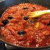 Bruschetta con tomate 1