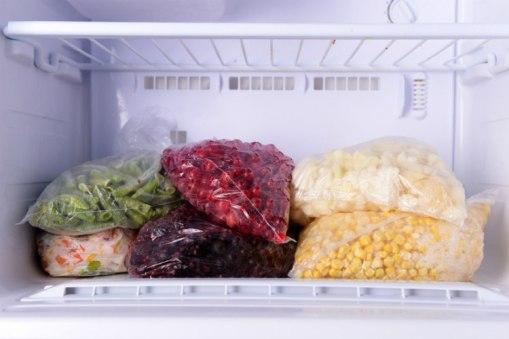 Coronavirus: Alimentos congelados
