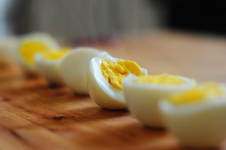 ¿Cuánto dura un huevo duro? 1