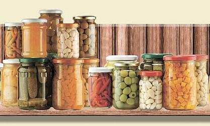 Alimentos en conserva
