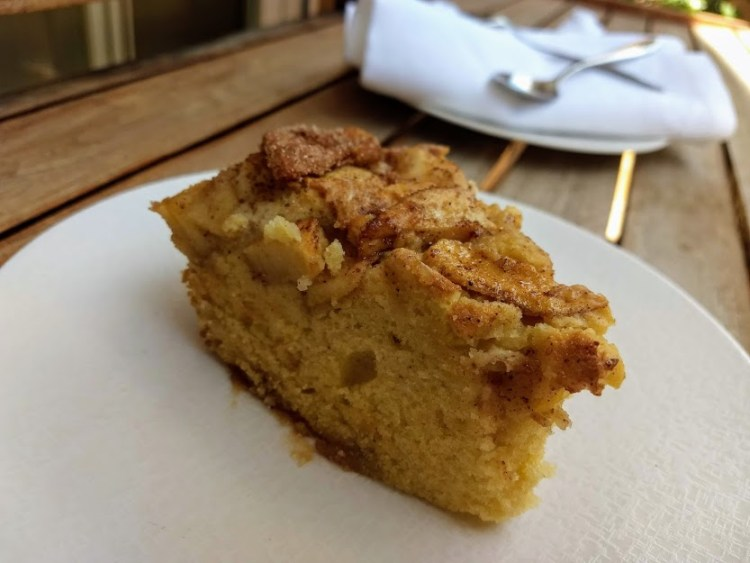 Tarta de manzana especiada inspirada en Ottolenghi 1
