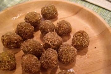 Aceitunas fritas rebozadas en kikos 17