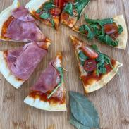 RECETA AMC- PIZZA