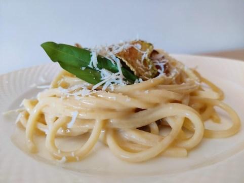 Espaguetis alla Nerano