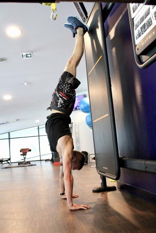 Equilibre, Lukas Marin
