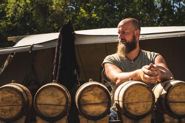 La cervoise, ancêtre de la bière actuelle, est une version non houblonnée de la bière