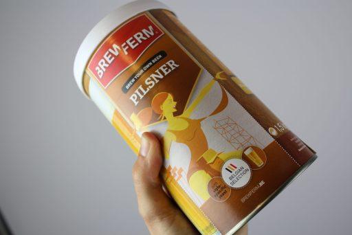 Kit extrait de malt houblonné brewferm
