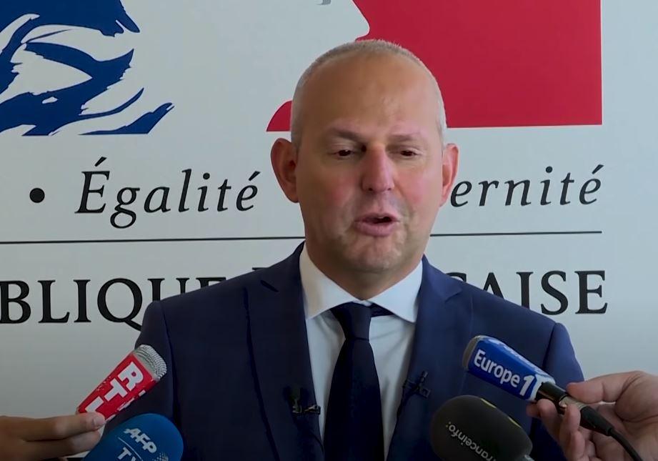 Contacter Jérôme Salomon, Directeur général de la Santé