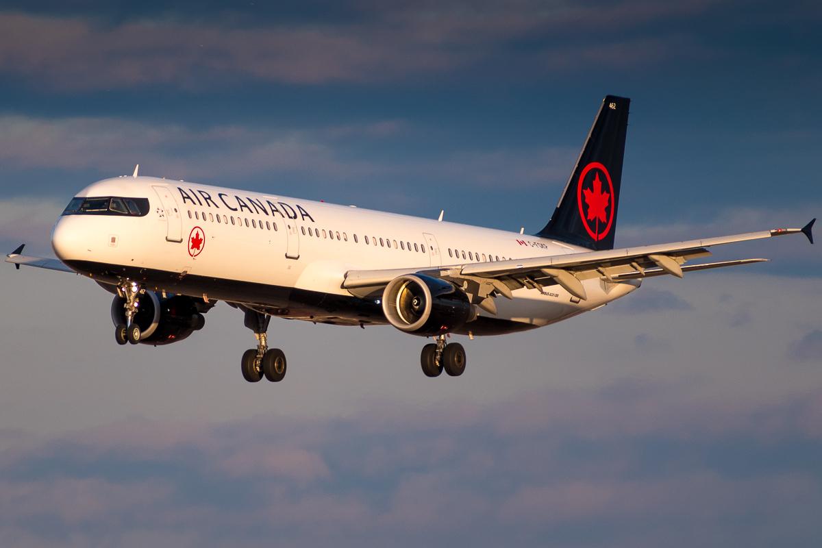 Contacter Air Canada par téléphone, email, etc