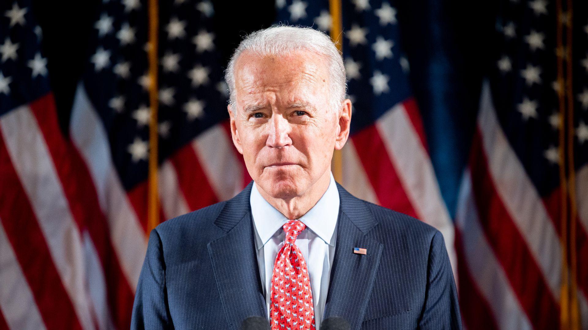 Comment contacter Joe Biden?