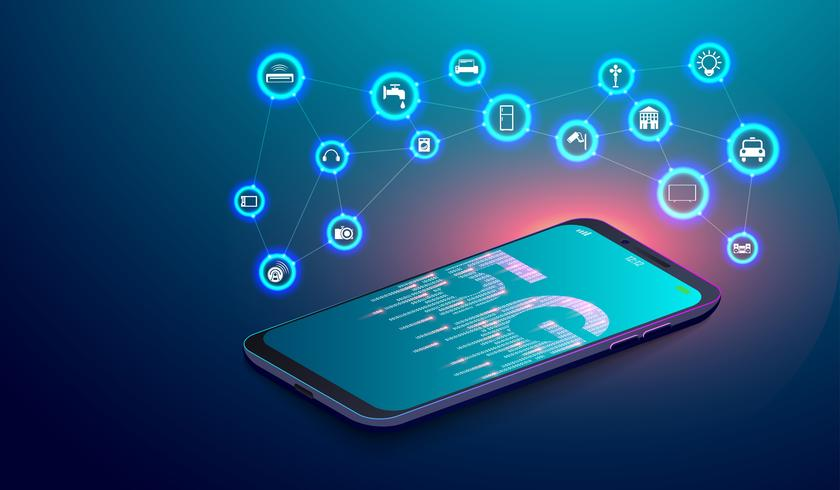 Qui contacter en cas de problème de connexion à Internet avec mon smartphone ?