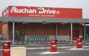 Comment contacter Auchan Drive