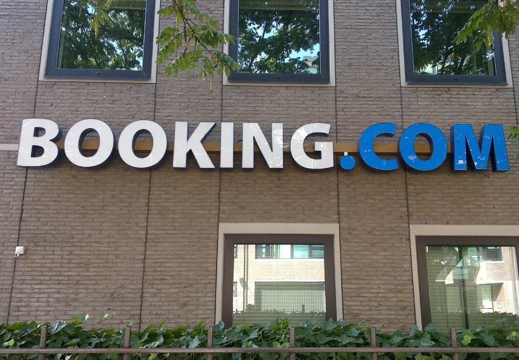contacter le service client Booking.com