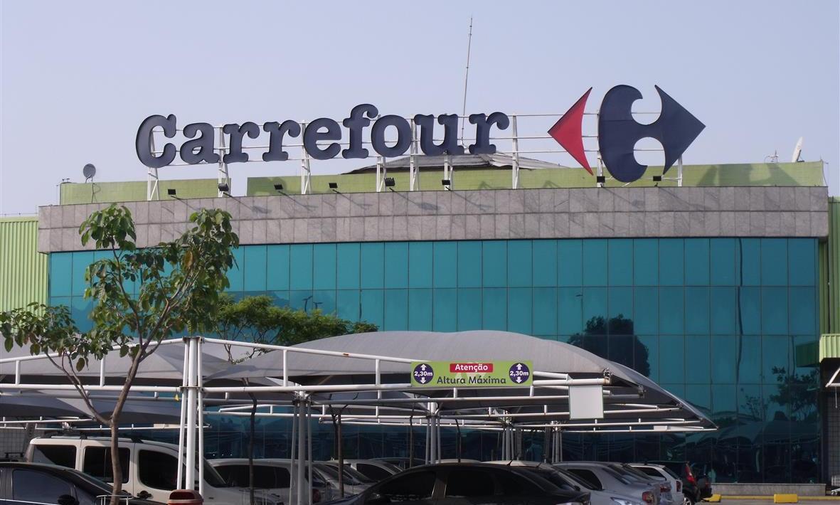 contacter le service client Carrefour