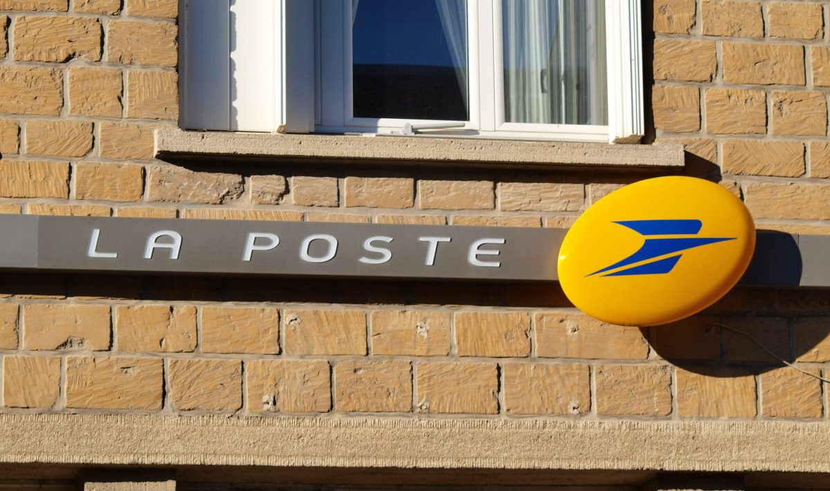 contacter le service client La Poste