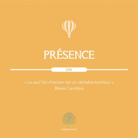Calendrier mindful 2016 juin