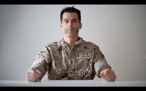 military censorship