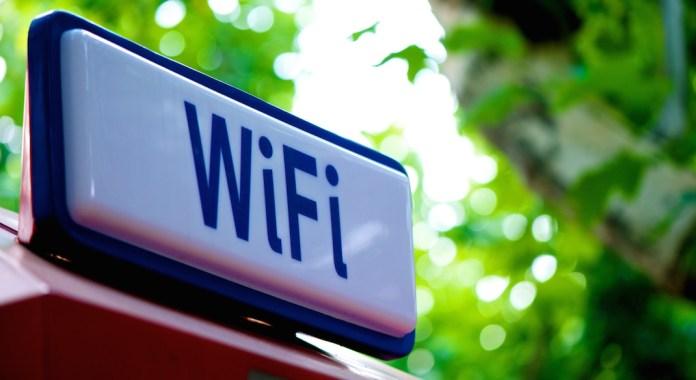 le wifi gratuit dans les commerces