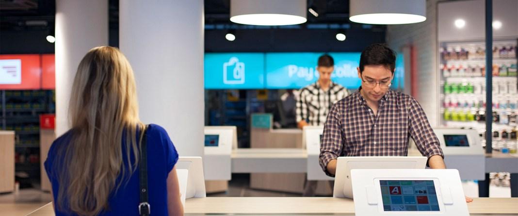 outils digitaux chez Argos : plus de produits, que des écrans