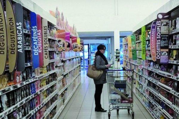Opter pour des linéaires permet de mieux organiser son magasin