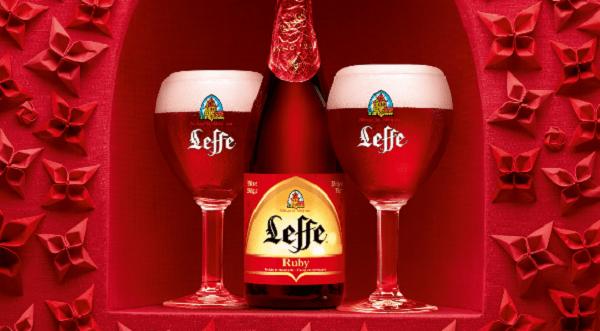Leffe Ruby est un bijou imaginé pour les amatrices de bière