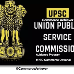 UPSC Commerce Optional – Guidance Program (Customised as per Aspirant Need and Budget)
