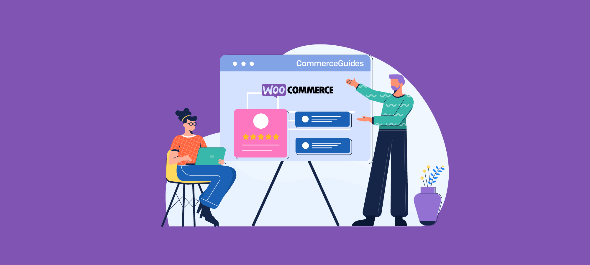 Best-WooCommerce-Stores-CommerceGuides-Social-Post-Banner