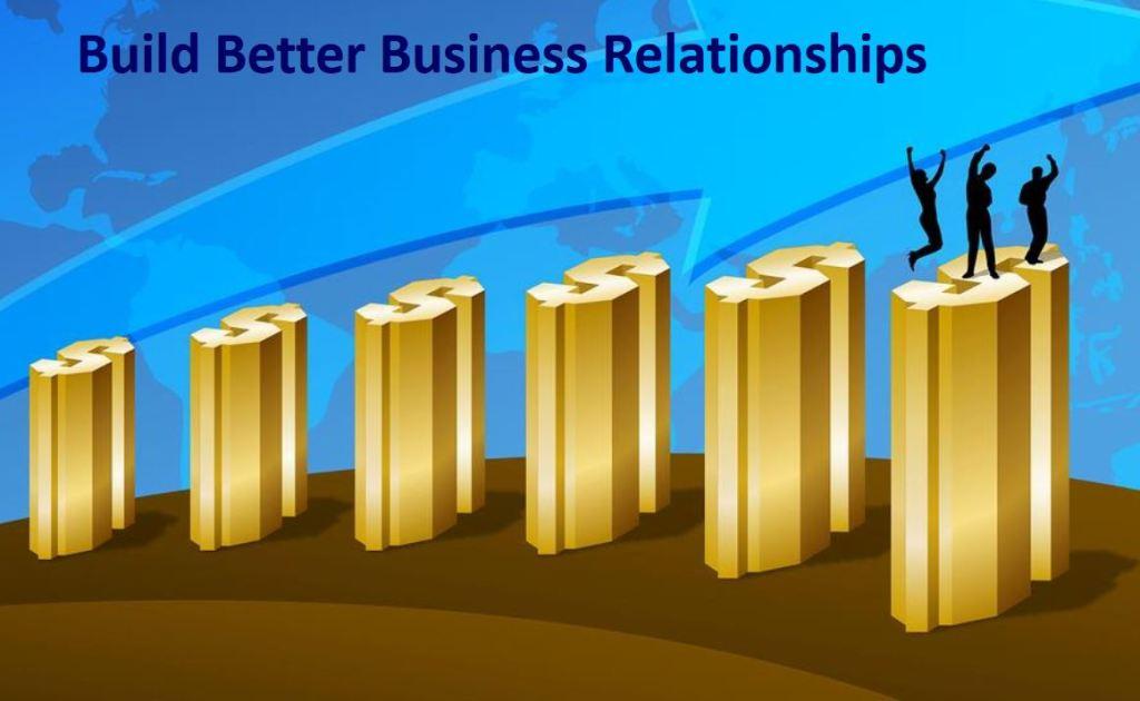 building relationships report