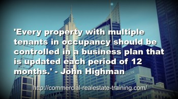 multiple tenants in commercial real estate