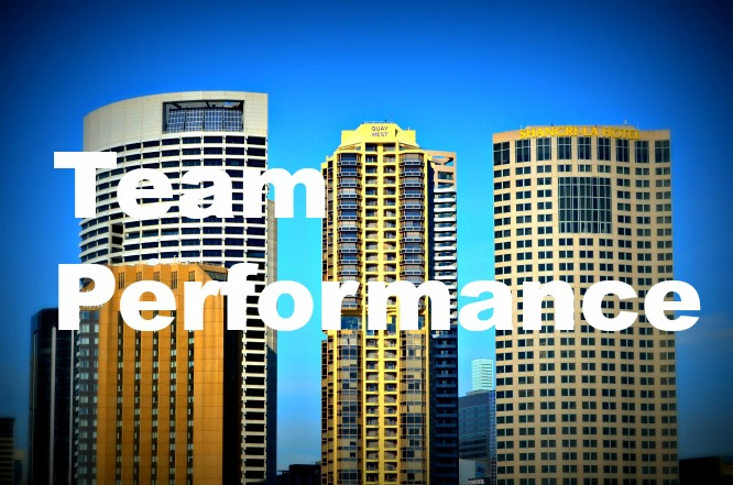 commercial real estate team performance